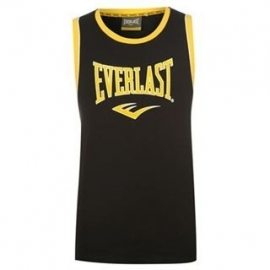 Everlast Racer Back Shirt Black