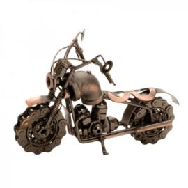 Metalen Motorfiets # 7015