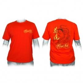 Miami Ink Red Sumo Heren T-shirt