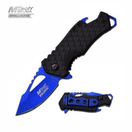 MTech Ballistic Blauw Zwart