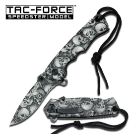Tac Force 821 skulls