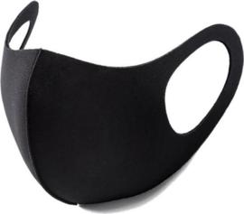 Fashion Mondkapje Wasbaar Zwart