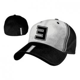 Eminem Patch Black/Grey osfm Flex Cap
