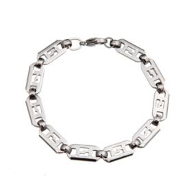 Konings armband edelstaal - 117