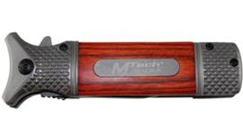 MTech Ballistic Wood Grey
