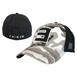 Eminem Camo Black Flex Cap