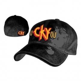 CKY-FuCKYou Black Flex Cap