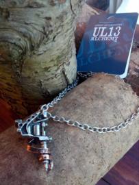 Alchemy Halsketting UL13 Tattoogun