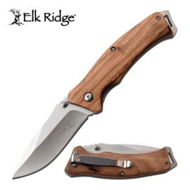Elk Ridge Zakmes ZebraWood