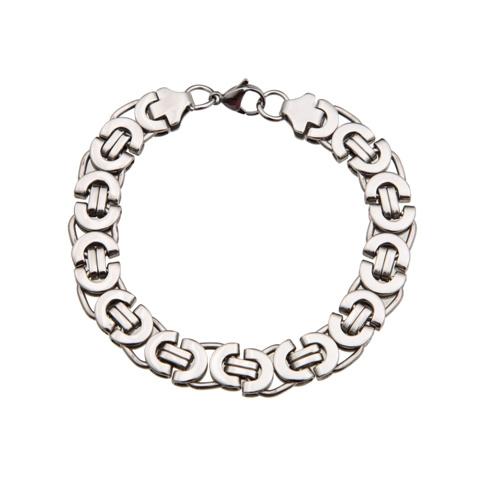 Konings armband edelstaal - 002