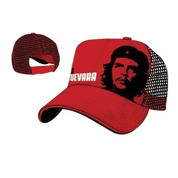 Che Full Face Red Truck Cap