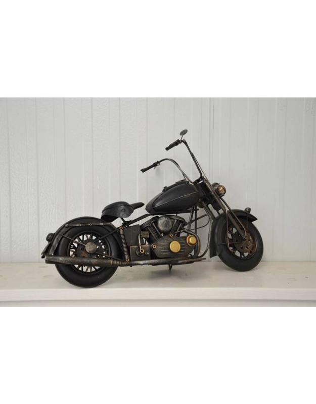 Motor Chopper Zwart