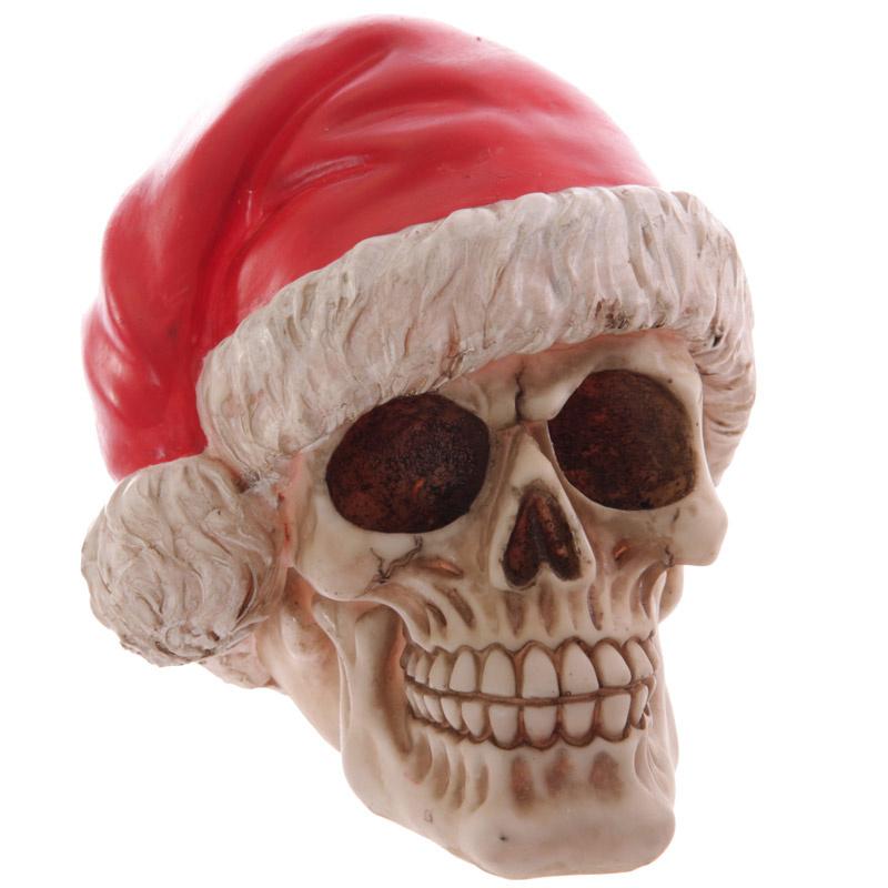 Schedel kerstman