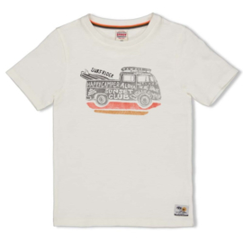 Sturdy Happy Camper shirt offwhite 71700309