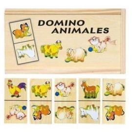 Domino - boerderijdieren - woody