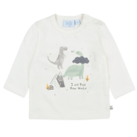 Feetje Dino shirt off-white  516.01534