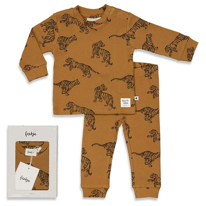 Feetje premium sleepwear tiger teddy