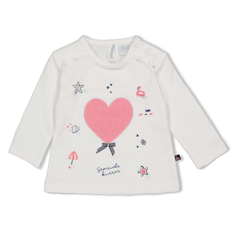 Feetje Lovely to see you shirt 51601684/7286520