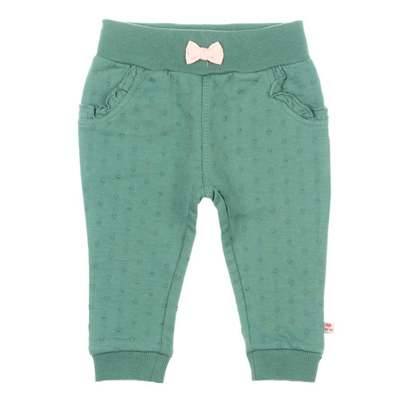 Feetje Mon Petit broek groen  522.01530