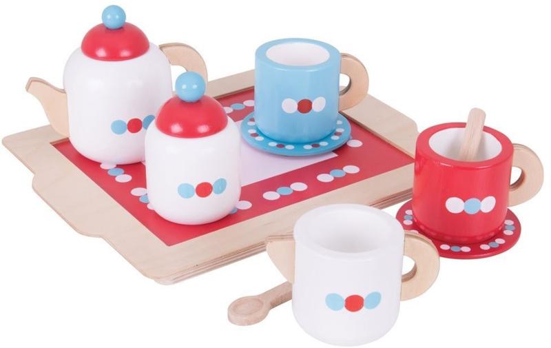 Bigjigs tea set