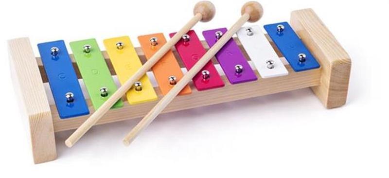 Xylofoon - woody