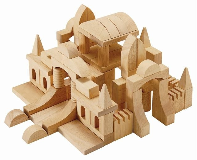 Kasteel om te bouwen - 90 delig