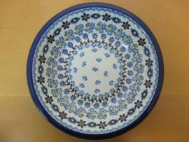 Diep bord (pasta/soep) 1826
