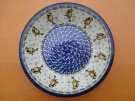 Diep bord (pasta/soep) 1595^