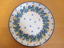 Ontbijtbord 1589