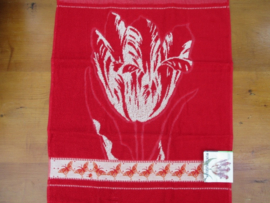 Handdoek Special Edition Red Tulip