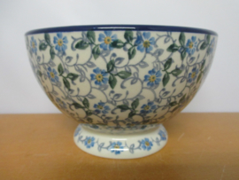 Bowl on foot 206-2089^