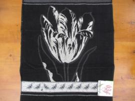 Handdoek Special Edition Black Tulip