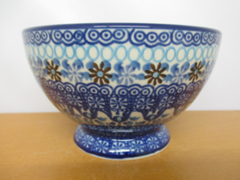 Bowl on foot 206-2187