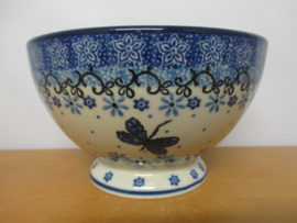 Bowl on foot 206-1445