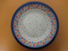 Diep bord (pasta/soep) 1290