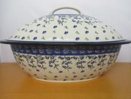 Ovenschaal met stoomgaatjes 1823S