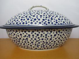 Ovenschaal met stoomgaatjes 1813S