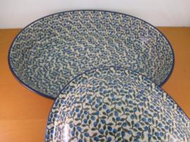 Ovenschaal met richaud 1548