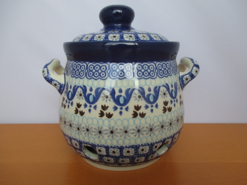 Knoflook pot 179-1026^