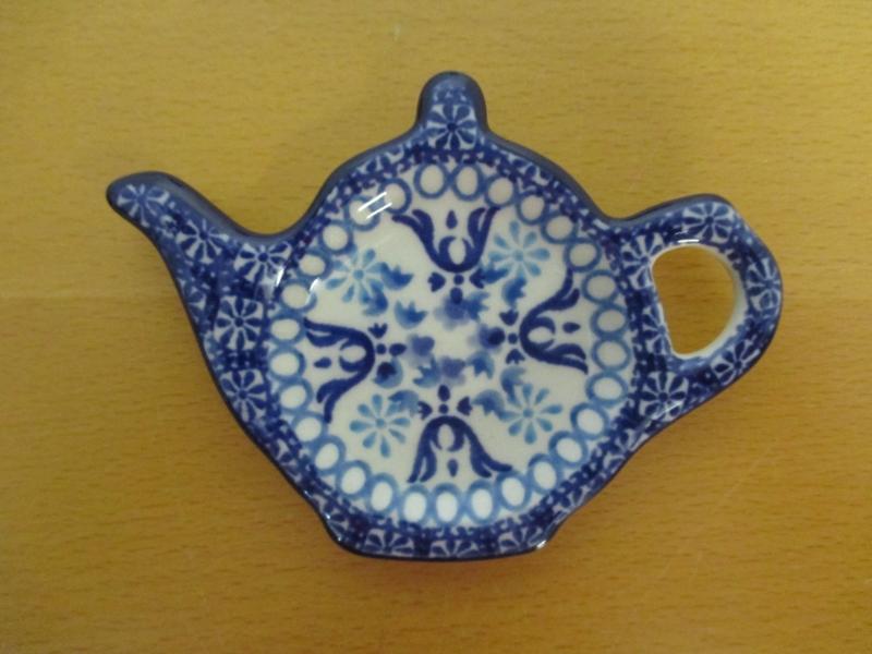 Teabag dish 766-2185