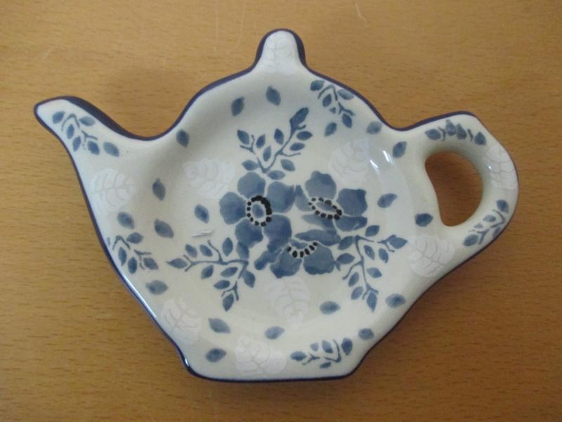 Teabag dish 766-2315^