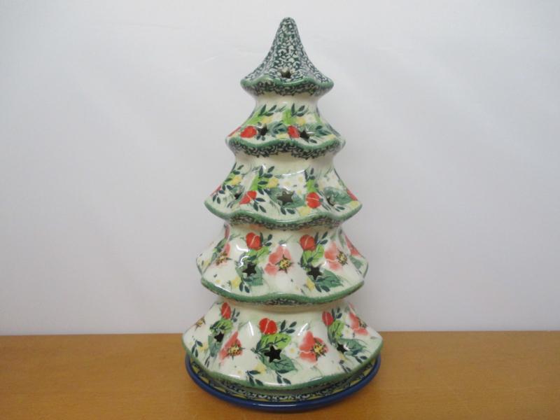Kerstlicht (waxine) C58-4812 UNIKAT