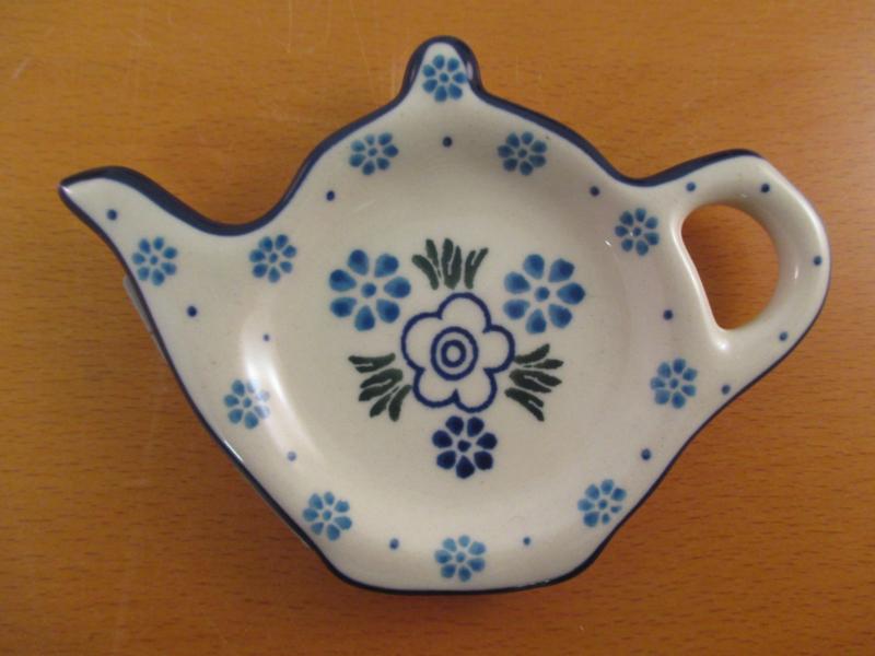 Teabag dish 766-2077