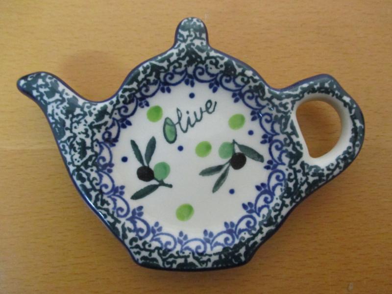 Teabag dish 766-2481