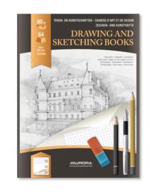Pak van 20 x Teken- en Kunstschrift A4-plus 8116SQ5