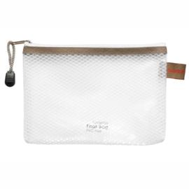 Phat-Bag PVC-vrij Etui A6 met rits