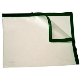 Pak van 10 x Etui A4 met glij-sluiting aan 2 zijden