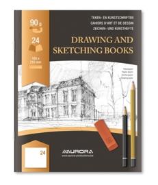 Teken- en Kunstschriften  8012ZZ