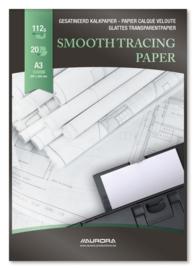 Kalkblok A3 met Kalkpapier voor Inkjet & Laserprinting