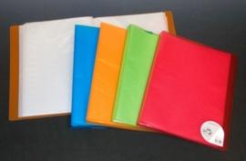 Showalbum Colourful A4 met 30 insteekhoezen SA30T